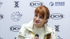 Deportan a agente rusa Maria Butina luego de salir de la cárcel en Florida