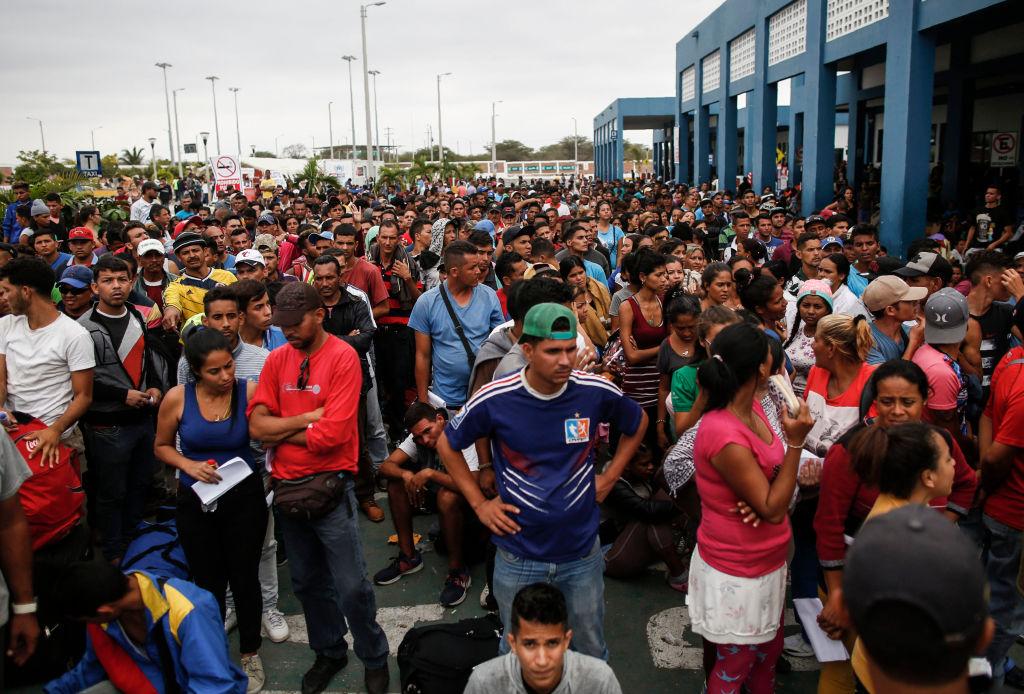 OEA advierte que la migración venezolana puede superar la de Siria en 2022