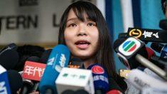 Deniegan la libertad bajo fianza a la activista hongkonesa Agnes Chow