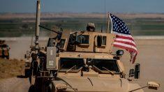 Soldado retirado cuya esposa fue asesinada por ISIS dice que Trump hizo bien en retirar las tropas