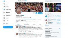 Twitter advierte a líderes que sus tuits serán eliminados si incumplen sus reglas