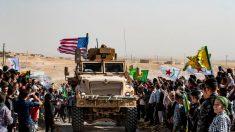 Trump: tropas estadounidenses se desplegarán en otras áreas antes de abandonar Siria