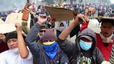 Ecuador: Movimiento indígena rechaza diálogo directo con el presidente Moreno
