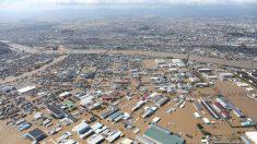 Tifón Hagibis devasta Japón con inundaciones, más de 30 muertos y cientos de desaparecidos: Imágenes