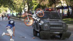 Chile: Declaran estado de emergencia luego que disturbios dejaran 308 detenidos y 167 heridos