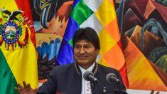 Bolivia acepta auditoría de organismos internacionales para despejar dudas de fraude en elecciones
