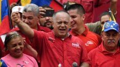 Chilenos piden lo que Chávez ya le dio a Venezuela, dice Diosdado Cabello