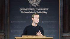 Mark Zuckerberg critica la censura china en nuevo discurso, un cambio en sus intentos anteriores por complacer al régimen chino