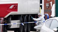 Reino Unido: Cuerpos encontrados en camión son de ciudadanos chinos, reportó la policía