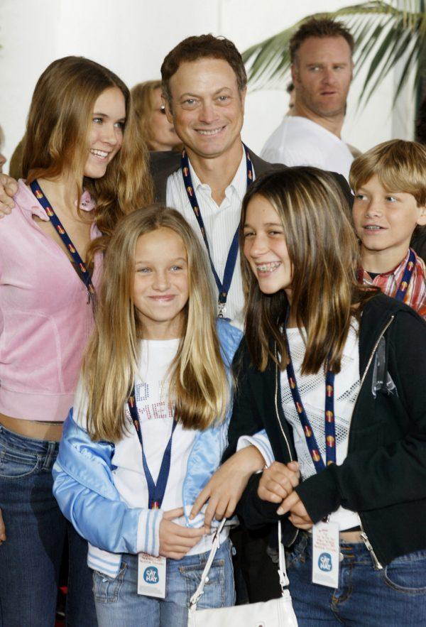 Gary Sinise, familia