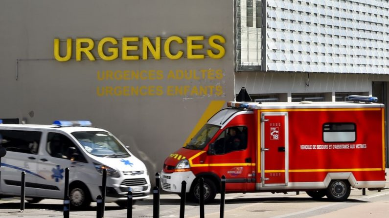 Imagen de archivo de una ambulancia. (LOIC VENANCE/AFP/Getty Images)