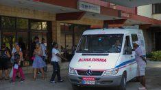 """Madre comparte fotos """"preocupantes"""" de las condiciones insalubres de un hospital de niños en Cuba"""