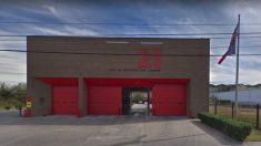 Mujer entrega una bebé recién nacida a estación de bomberos en Houston