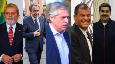 Grupo de Puebla: la nueva iniciativa de la izquierda que estaría detrás de las protestas en Chile y Ecuador