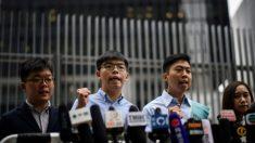 Joshua Wong es excluido de las elecciones locales de Hong Kong, dice que Beijing interfiere