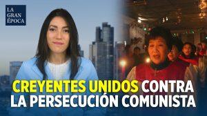 Cristianos de iglesias clandestinas unen diferentes creencias contra la persecución en China