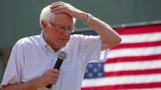 Pré-candidato à presidência dos EUA, Bernie Sanders é internado em Las Vegas