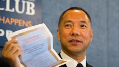 Prominente denunciante chino insta a Trump a tomar medidas contra la amenaza de China