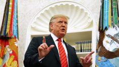 Trump veta la resolución que bloquearía el financiamiento de emergencia nacional para el Muro Fronterizo