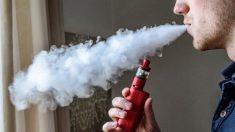 Pulmões de garoto de 19 anos se enchem de óleo solidificado após ele 'vapear' por dois anos