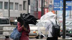 Alerta máxima en Japón por lluvias ante la llegada del tifón Hagibis