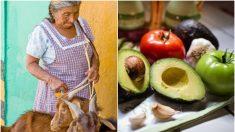 Humilde abuelita mexicana se convierte en exitosa youtuber enseñando recetas de cocina tradicional