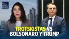 Trotskistas de Brasil y EE.UU. se asocian para atacar a Trump y Bolsonaro