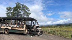 Cartel Jalisco Nueva Generación bloquea carreteras en el oeste mexicano