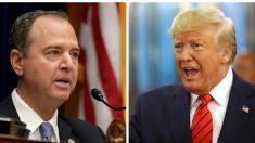 Trump: no avisamos a Schiff de la redada al ISIS porque es el mayor filtrador en Washington