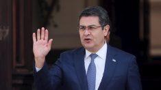 Narcos querían matar presidente de Honduras porque no les contestaba el teléfono después de apoyarlo