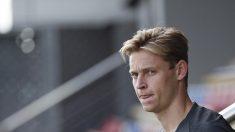 De Jong diz que daria prêmio de melhor do mundo a Messi antes de Van Dijk