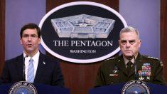 Restos mortais de líder do Estado Islâmico foram eliminados, diz Pentágono