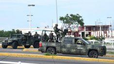 Sicarios superaban 2-1 a soldados mexicanos para rescatar al hijo del Chapo