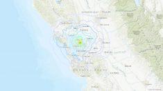 Sismo de magnitud 4,5 golpea el área de la Bahía en San Francisco