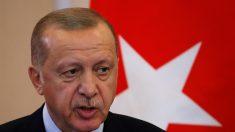 Erdogan cobra apoio da UE ao projeto de reassentamento de refugiados sírios