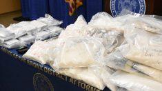 California: Incautan 8 kilos de fentanilo, lo suficiente para que hayan 4 millones de sobredosis