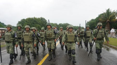 Guardia Nacional de México cumple primer aniversario sin frenar la violencia