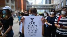 Experto descubre que Beijing utiliza tácticas antiterroristas para sofocar las protestas en Hong Kong