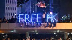 Médicos de Hong Kong condenan la brutalidad policial en una manifestación pacífica