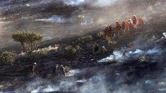Califórnia declara estado de emergência em dois condados devido a incêndios