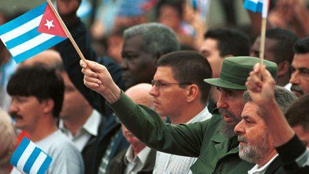 Olhar para Cuba para entender o PT