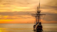 """El eterno enigma del """"Mary Celeste"""", el barco fantasma encontrado navegando sin tripulación"""