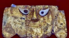 Máscaras con ojos rasgados halladas en Perú hablarían de una conexión ancestral con Japón