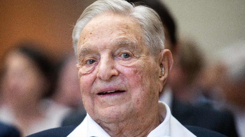 Imagen de archivo de George Soros. (GEORG HOCHMUTH/AFP/Getty Images)