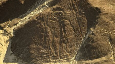 Protegiendo las líneas de Nazca de vandalismo descubrieron 50 dibujos que no se ven desde el aire