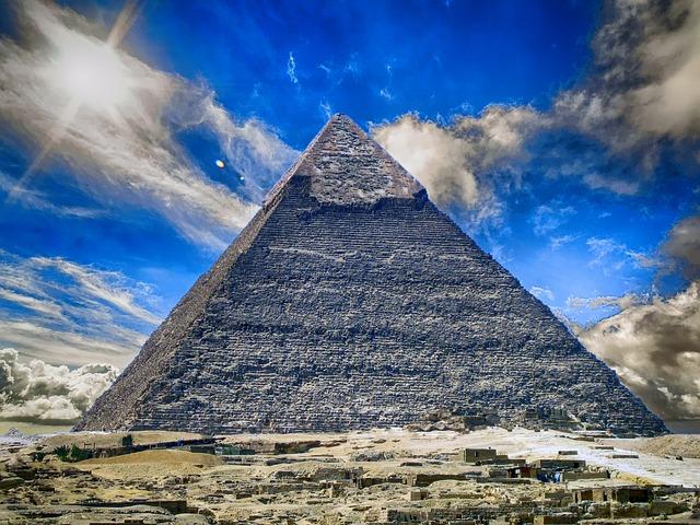 Pirámide-Egipto