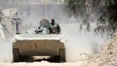 Tropas da Síria e Rússia entram em Kobane, na fronteira com a Turquia