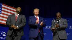 Donald Trump recibe Premio Bipartidista de la Justicia por la Ley del Primer Paso