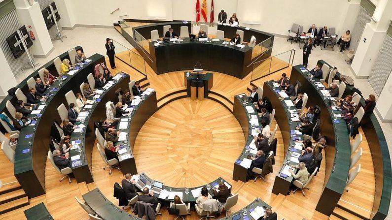 El Pleno del Ayuntamiento de Madrid el 29 de noviembre de 2017. ([Diario de Madrid/Wikimedia Commons https://creativecommons.org/licenses/by/4.0/ ])