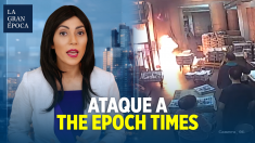 The Epoch Times es atacado en Hong Kong